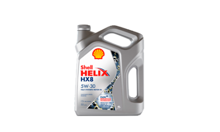SHELL HELIX HX8 SYNTHETIC 5W-30