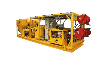 Automated Mixing and Grouting Plants (FAIC)