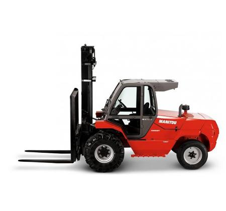 Masted forklifts