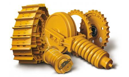 Undercarriage components and complete undercarriage solutions